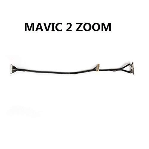 HONG YI-HAT for DJI Mavic 2 Pro Zoom Signal Flexible Kabel-Kamera PTZ-Übertragung Flex-Flachbandkabel-Linie Draht Reparatur- und Ersatzteile Drohne Ersatzteile (Color : Zoom Signal Cable)