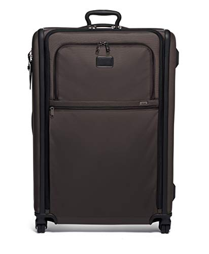 Tumi Alpha 3 Extended Trip Expandable 4 Wheeled Packing Case Coffee One Size