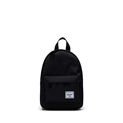 Herschel Classic Backpack, Black, Mini 9.0L