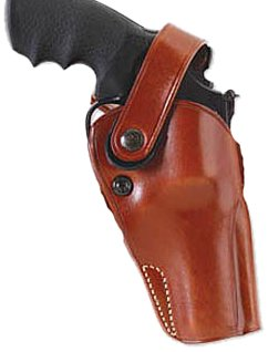 Galco Dual Action Outdoorsman Holster for Ruger Redhawk 5 1/2-Inch (Tan, Right-Hand)