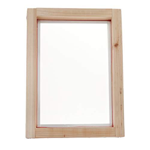 Gazechimp Frame voor zeefdruk, 32/43/55/77T - 30 x 40 cm, 55T