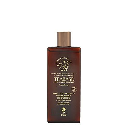 Tecna Teabase aromatherapy Herbal care shampoo 250ml - shampoo antiforfora