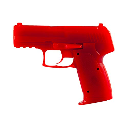 Skm Sport - Pistola réplica HK USP Compact de 9 mm, color rojo