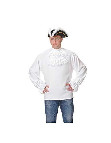 DISBACANAL Camisas de época con chorreras