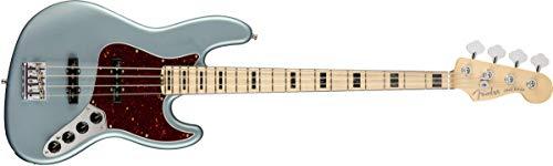 Fender フェンダー エレキベース AM ELITE JAZZ BASS ASH MN NAT