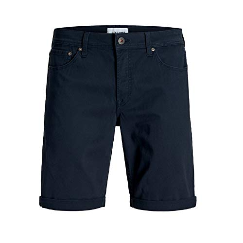 Bermuda JACK&JONES Niño Azul Marino 12165951 JJIRICK Original Shorts AKM 799 JR