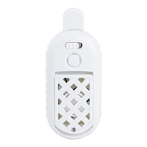 Zerodis Repelente de mosquitos ultrasónico, 5-12 V, USB, para el hogar, insectos, ratón, repelente de cucarachas para uso doméstico, hotel, oficina