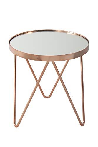 Beistelltisch Abstelltisch Couchtisch Nachttisch Tisch Konsolentisch 100 Rosé