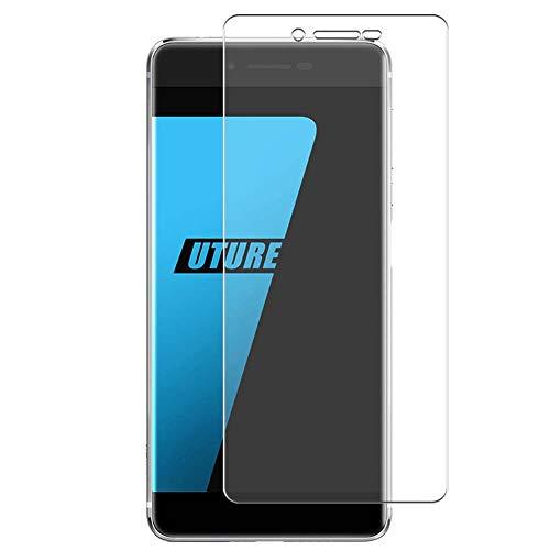 Vaxson 4 Stück Schutzfolie, kompatibel mit Ulefone Future, Bildschirmschutzfolie TPU Folie Displayschutz [nicht Panzerglas Hülle Hülle ]