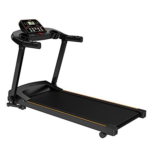 LTLJX Plegables Cintas de Correr Electricas Cardio Máquina Fitness Silenciosa Motor con...