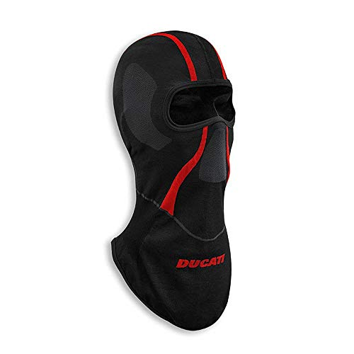 Ducati Corse 981040030 - Pasamontañas, color negro