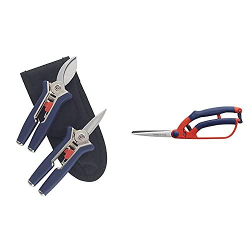 Spear & Jackson Razorsharp Mini Pruner Set & 4152GS Razorsharp Garden Scissors