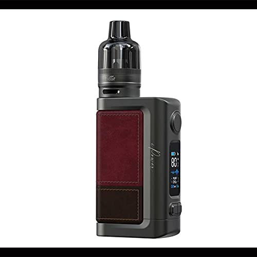 Vitavap' - Pack Istick Power 2 Eleaf 80 Watts 5000 Mah + pod GTL 4,5 Ml - Rouge - Sans tabac ni nicotine
