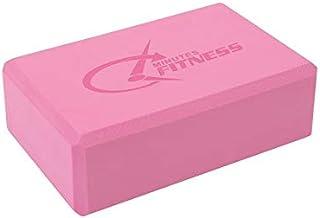 Fitness Minutes Yoga Exercise Blocks,YK23-PK