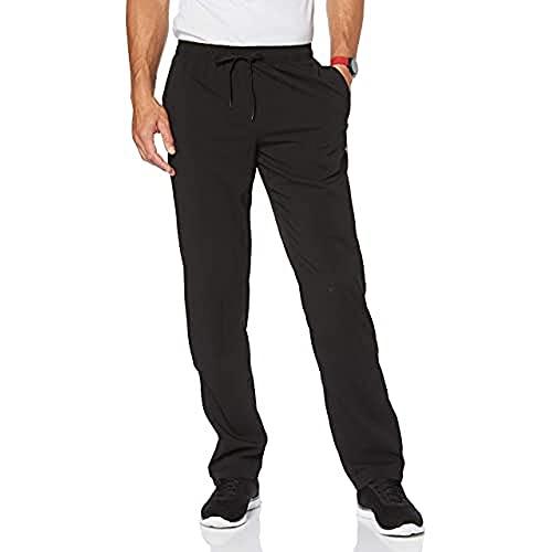 adidas E PLN Ro Stnfrd Pantalon de Sport Homme Black FR: M (Taille Fabricant: M)