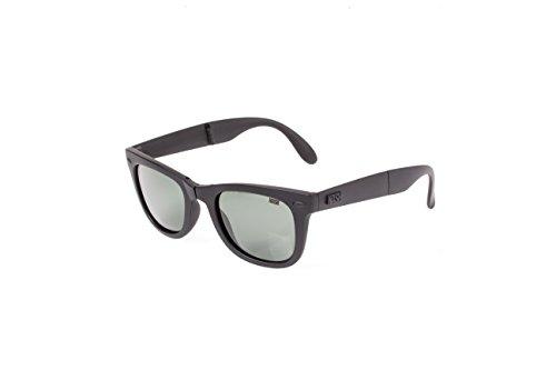 Nash Micro-Pak Folding Polarised Sunglasses Grey Lens C3001 Polbrille Polarisationsbrille Brille