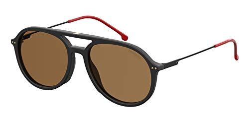 Carrera eyewear 2005T/S Occhiali da Sole, MTT Black, 53 Uomo