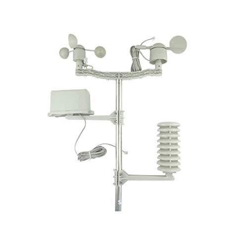 EP-Weather Station Accesorios para Estaciones meteorológicas, Equipo meteorológico, Accesorios de Instrumentos meteorológicos para Exteriores, 6 Juegos