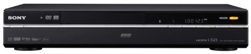 Sony RDR HX D 890 DVD-Festplattenrekorder 160 GB (HDMI, DVB-T Tuner) schwarz