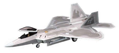 ハセガワ 1/48 アメリカ空軍 F-22 ラプター プラモデル PT45