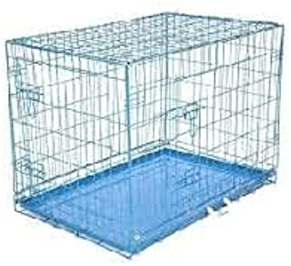 Health and Loveing Pets Big &Adult Dog Heavy Duty Dog Crate Strong Metal Large Dog Cage 42 Inch