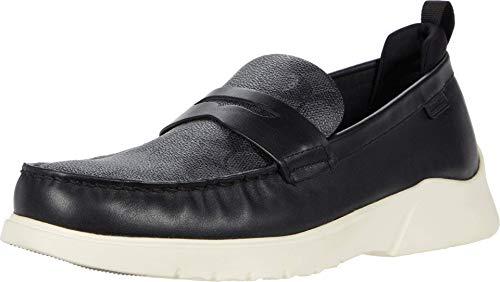 COACH Signature Hybrid Loafer Black/Black 10.5 D (M)