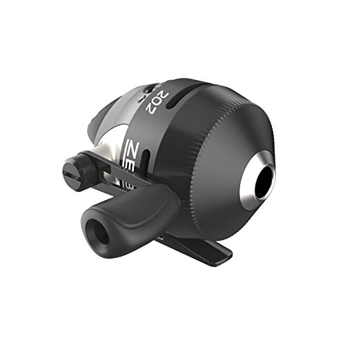 Zebco 202 Spincast Fishing Reel, Size 30 Reel, Right-Hand Retrieve, Durable...