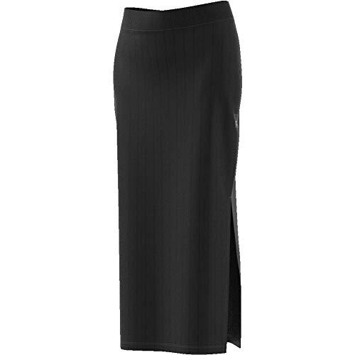 adidas EQT Falda de Tenis, Mujer, Negro, 34