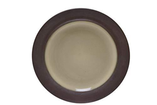 Sango Canyon Sage 6005 Brown Tan 11' Dinner Plate