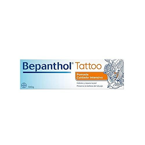 BEPANTHOL TATTOO POMADA CUIDADO INTENSIVO 100GR