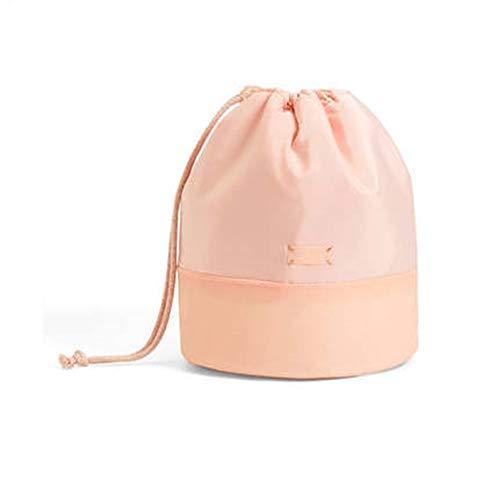 Lwieui Sacs de Toilette Rose Grande capacité Sport Trousse de Toilette Voyage Portable cosmétiques Sac Femme (Couleur : Pink, Size : One Size)