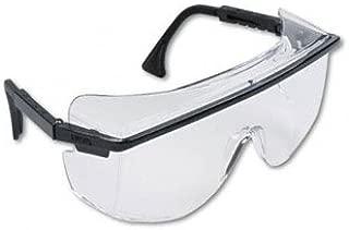 Uvex Astro OTG 3001 Safety Glasses GLASSES,OVER,ASTRO,CR (Pack of8)