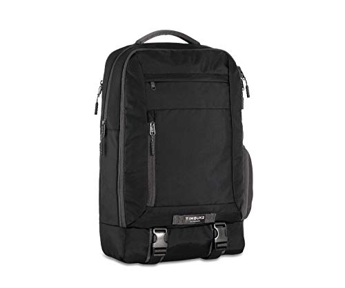TIMBUK2 Authority Laptop Backpack, Jet Black