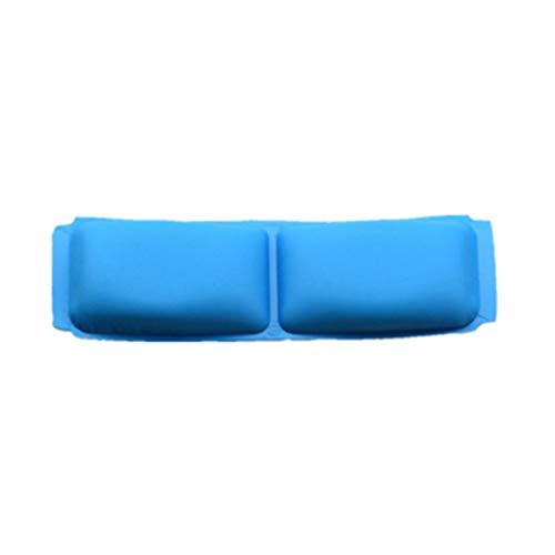 Ohrpolster Ear Pads,Soft-Schaum-Kissen Ohrpolster Kopfhörer-Stirnband-Abdeckung Hauptband-Ersatz Für SADES A60 Kopfhörer