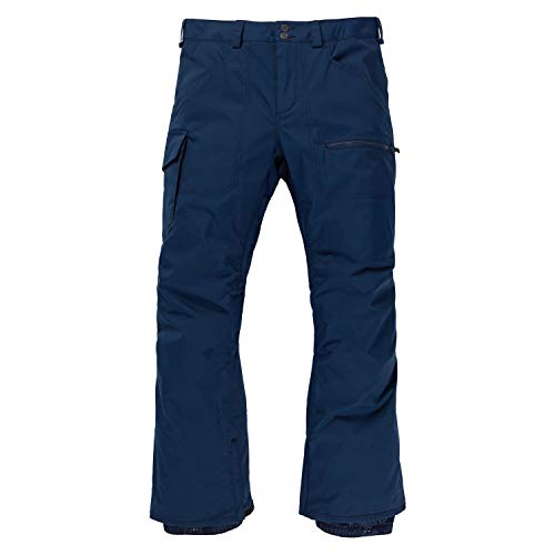 Burton Herren Covert Snowboardhose, Dress Blue, L