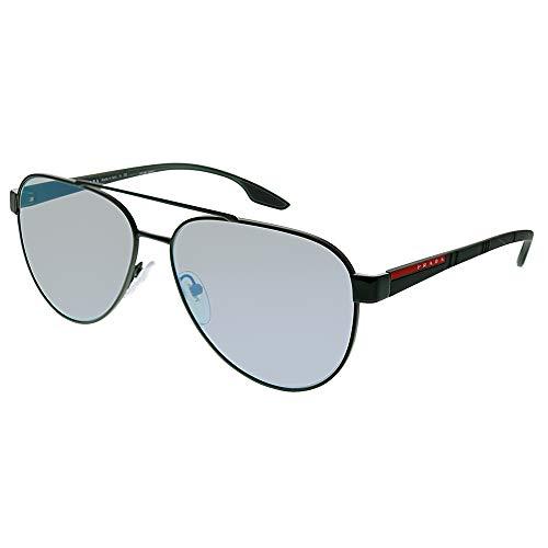 Prada LINEA ROSSA 0PS 54TS Gafas de sol, Green, 58 para Hombre