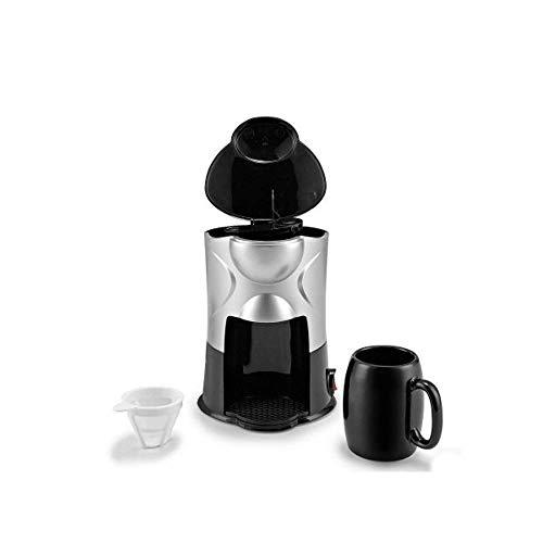 LANZHEN-RY Cafetera Máquina de café Cafetera, cafetera eléctrica Mini Mini Mini Copa...