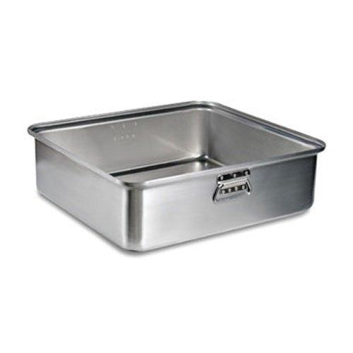 Vollrath 68365 Roasting Pan - Aluminum, Extra Heavy, 10 Gauge, 42 Quart