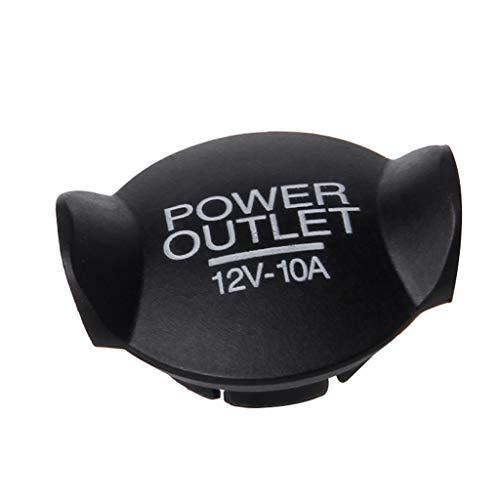 SODIAL R 20pzs Gris Sujetador remache clips de ajuste del coche plastico 6 mm agujero 26mm cabeza