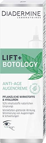 Diadermine LIFT+ Botology Anti-Age Augencreme, 3er Pack(3 x 15 ml)