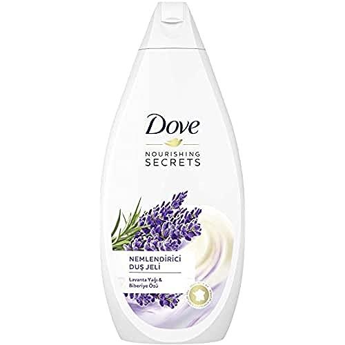 Dove, gel de ducha con lavanda y romero, 500ml