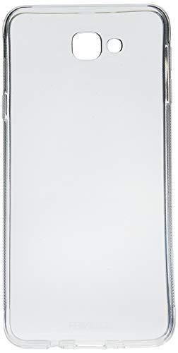 Capa Protetora para Galaxy J5 Prime, Privilege, Capa Protetora Flexível, Transparente