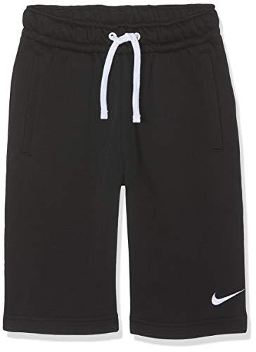 Nike Kinder Y FLC TM CLUB19 Shorts, Black/White, S