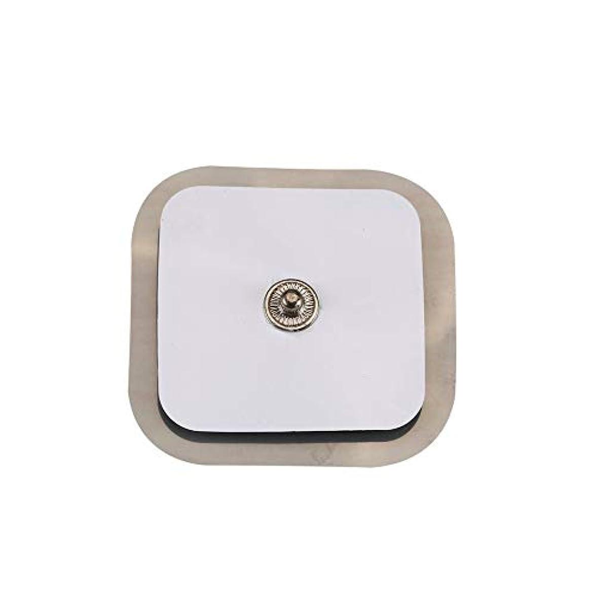貫通する思い出させる家事をする1ペアコンタクトパッド遠赤外線EMS美容機ボディ減量マシン