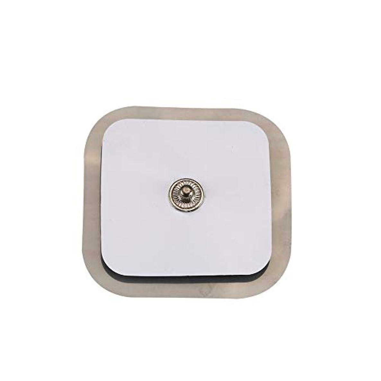 スプレー安定符号1ペアコンタクトパッド遠赤外線EMS美容機ボディ減量マシン