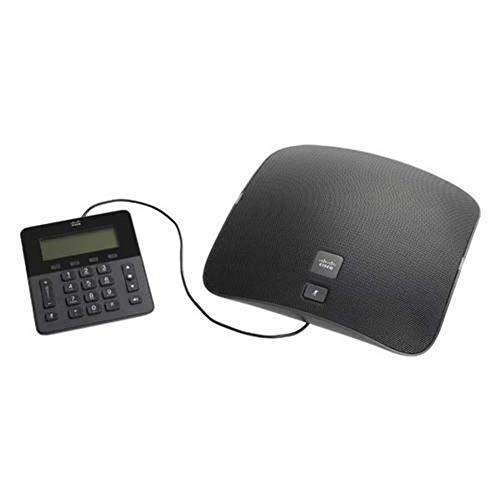 Cisco Unified IP Conference Phone 8831 - APAC, EMEA, Australia LCD Negro - Teléfono IP (EMEA, Australia, LCD, 396 x 162 Pixeles, 8,89 cm (3.5