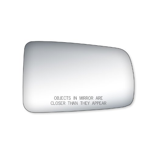 Fit System Passenger Side Mirror Glass, Ford Focus