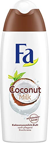 Fa Coconut Milk Duschgel, 6er Pack (6 x 250 ml)