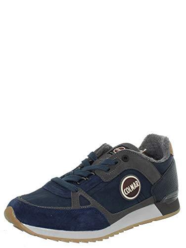 Colmar Sneaker Travis Supreme Blu Grigia - Blu, 40