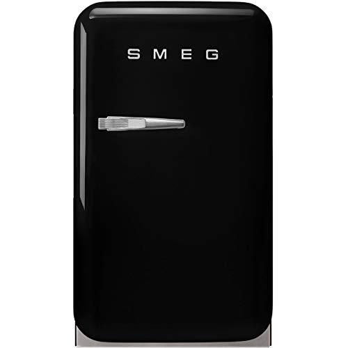 Smeg FAB5RBL3 - Frigorífico (34 L, SN-T, 40 dB, A+++, Negro)